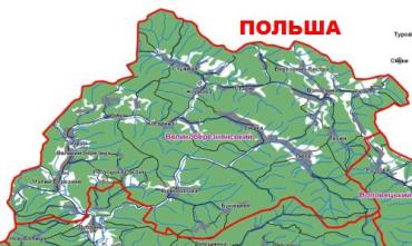 Закарпатцам приходится ездить в Польшу через Словакию