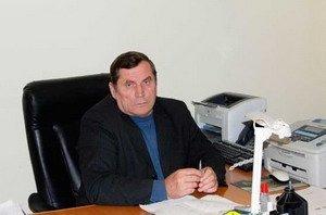 Василь Мишанич, директор Фонду соціального страхування на Міжгірщині
