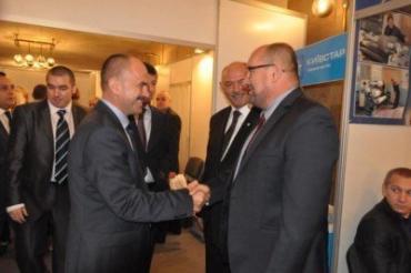 """В Ужгороді розпочав роботу міжнародний форум """"Експорт в ЄС""""."""