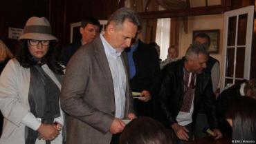 Дмитрий Фирташ голосовал 26 октября в Вене