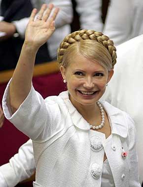 Тимошенко призвала не искать бен Ладена в сельских кладовках