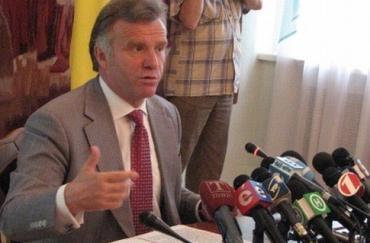 Станіслав Ніколаєнко свій візит на Дніпропетровщину розпочав із зустрічі зі студентами