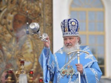 Патриарх Кирилл посетит на Украине 10 городов