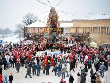 Як святкують різдвяні свята у колоритному закарпатському регіоні