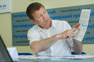 Роберт Горват готовит законопроект для авто на иностранных номерах