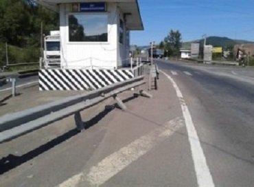 В Закарпатье пограничник напал на журналиста