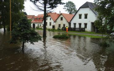 В результате наводнения в Чехии погибло 6 человек