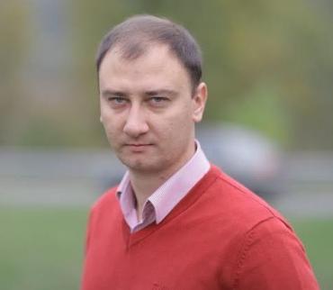 Голова Закарпатської облорганізаціх Радикальної партії Богдан Кинів.