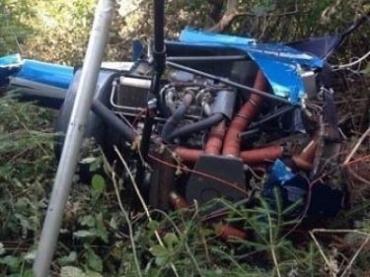 Вертолет, который разбился в Карпатах, вероятно, использовался для контрабанды
