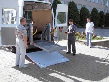 Автопробег спецавтобуса по маршруту Ужгород – Львов – Ривне – Житомир – Киев