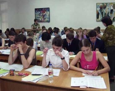 Сегодня абитуриенты сдают тесты по географии