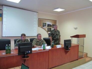 Назначен новый начальник Мукачевского пограничного отряда Паршиков