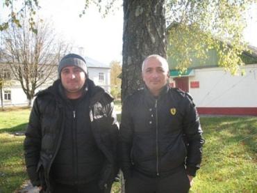 Сегодня утром пограничниками были задержаны двое граждан Грузии
