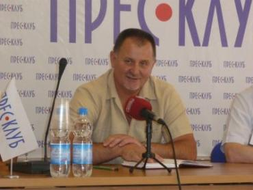 """Наставник """"Галичанки"""" Василь Козар"""