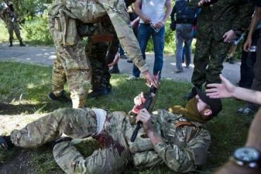 В Луганской области за прошедшие сутки погиб 1 военный, 4 раненых