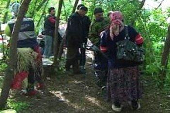 Шестеро человек из Молдовы пытались нелегально пересечь границу Закарпатья