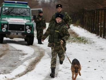 В Словакию грузины шли по маршруту, который проложили с помощью Google maps