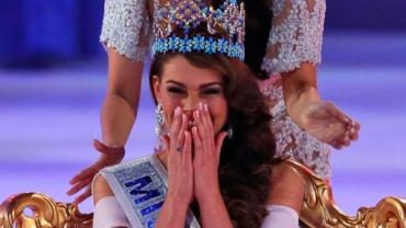 Ролен Стросс, 22-летняя студентка медицинского факультета из ЮАР стала Мисс мира