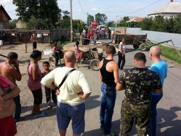 Ужгородский военком собрался на встречу с местными баронами