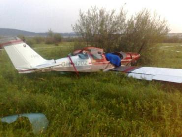В Прешевском крае потерпел аварию низкоплан Viper SD 4