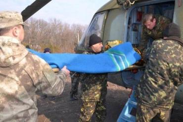 В результате обстрела ранены двое военнослужащих 128-й бригады