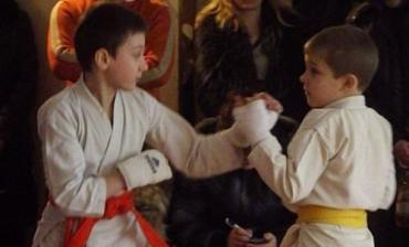 Спортсмени змагались за правилами міжнародної федерації карате (JKS)