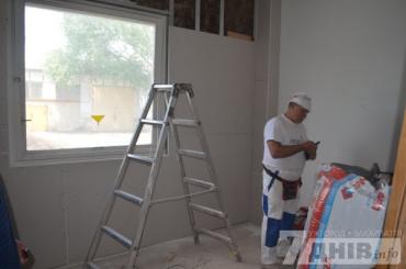 Обустройство квартир для семей погибших в АТО ужгородцев завершают