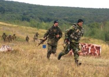 Бойцы 128 горно-пехотной бригады забили тревогу и попросили помощь