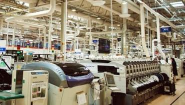 Под Ужгородом уже восемь лет работает завод компании Jabil