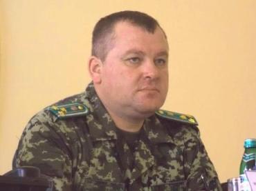 Полковник Иван Чаплинский возглавил Чопский пограничный отряд