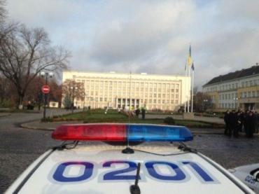 Порядок в новогоднюю ночь в Ужгороде обеспечат 200 полицейских