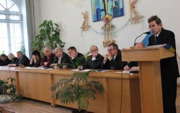 В Ужгороде скандальное заседание коллегии УОЗ все-таки состоялось