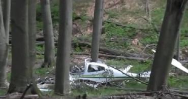 В результате крушения самолета Госпогранслужбы в Закарпатье погибли люди