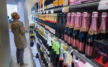 Влада решила ограничить продажу алкоголя в одном из городов Украины