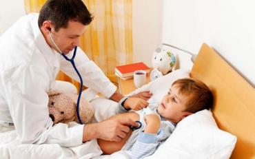 Грип у малюка: п'ять важливих правил лікування