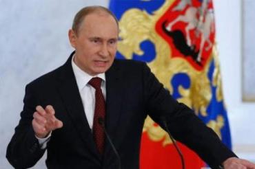 Владимир Путин: Россия предлагает Украине газ по цене $385