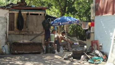 Несколько лет назад цыган редко можно было увидеть в городе Киев