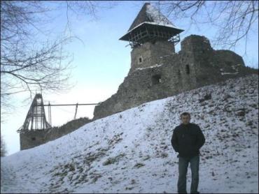 Невицкий замок — наиболее исследованная крепость на Закарпатье