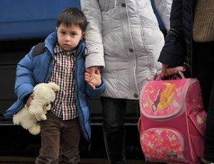 Закарпаття. Дані щодо надання послуг переселенцям з Криму та Сходу України