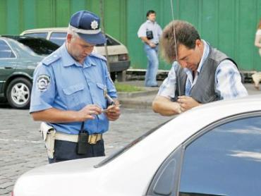 Ежедневно на Закарпатье работники ГАИ налагают штрафов на 150-180 тыс. грн