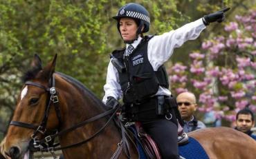 Дівчина-поліцейська перестаралася в соціальних мережах