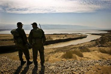 За 30 лет Мертвое море потеряло 14 кубических километров воды