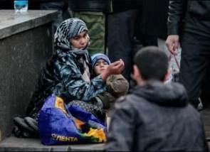 """Закарпатський ромський табір серйозно """"попсував нерви"""" московським поліцейським."""