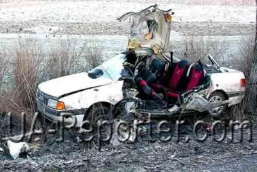 В Тячевском районе Закарпатья ДТП забрало жизни 4 человек