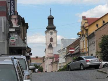 Ужгород, католическая церковь
