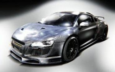 Самая быстрая и мощная модель Audi – R8 Razor GTR