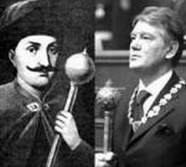 Ющенко-политик и большой украинский лохотрон