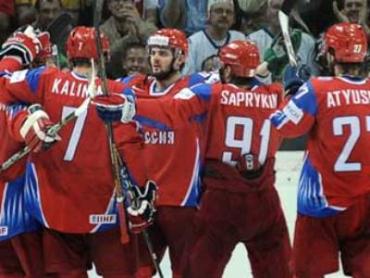 Россия - Канада 2:1