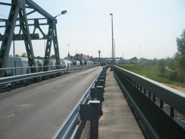 ЗАТ «Автодороги Угорщини» ремонтуватимуть міст у пункті пропуску «Тиса-Захонь».