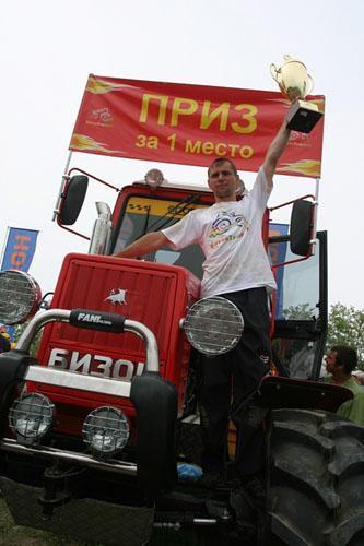 Тракторное многоборье в России
